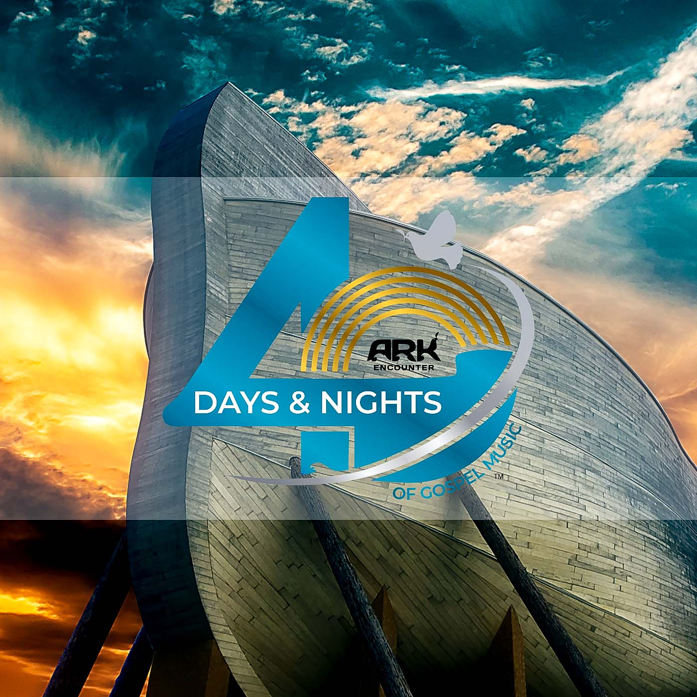 Abraham Productions | 40 Days & Nights Of Gospel Music